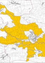 Gebietskarte-Flurneuordnung III